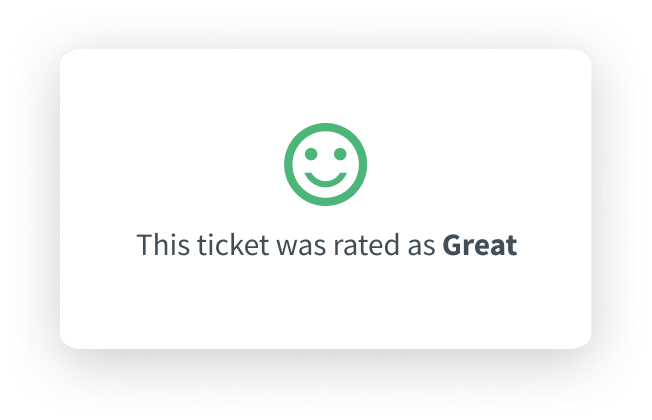 Ticket rating
